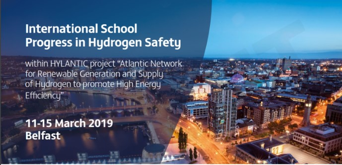 International School Progress in Hydrogen Safety